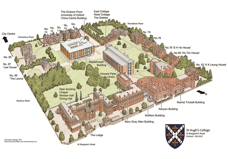 Discover St Hugh S College Oxford