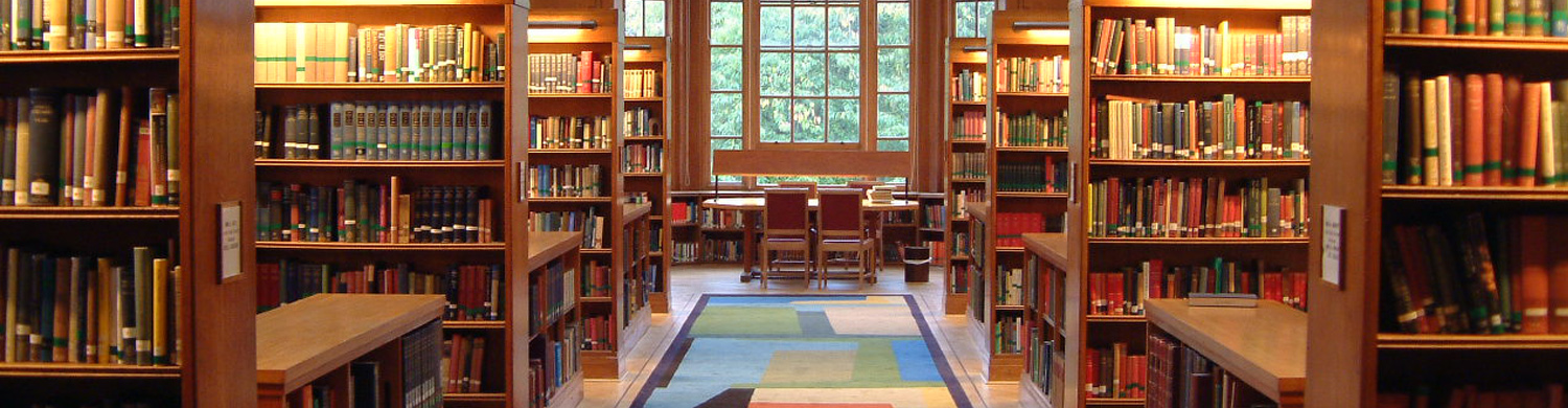 Library | St Hugh's College, Oxford