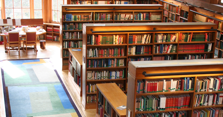 Cool Library St Hughs College Oxford Largest Home Design Picture Inspirations Pitcheantrous