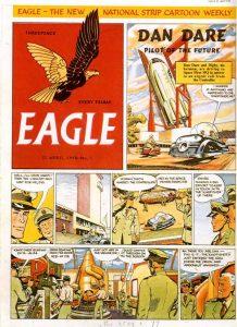 Eagle comic