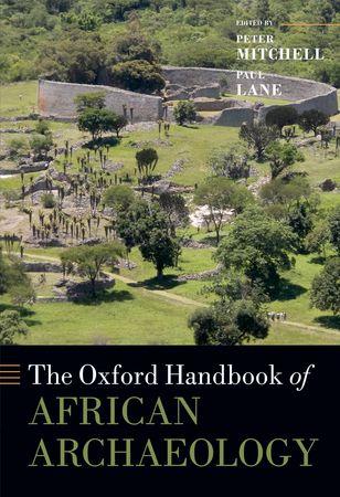 Peter Mitchell Archaelogy book