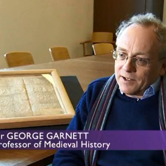George Garnett on BBC Sunday Politics