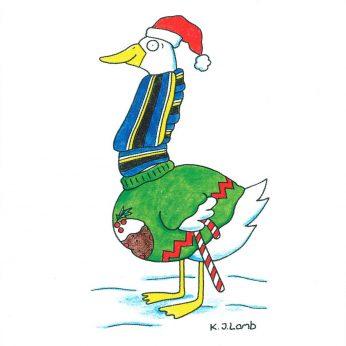 Swan Christmas 2015