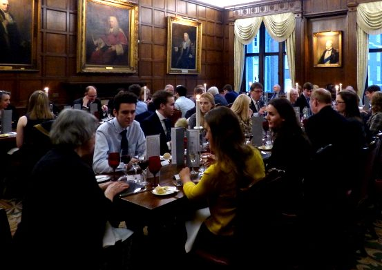 Law Society AGM & Dinner with Lady Justice Hallett