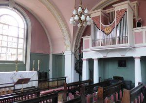 St Hugh's College Chapel