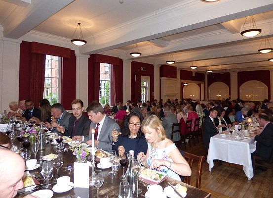 Parents' Formal Hall - May 2016