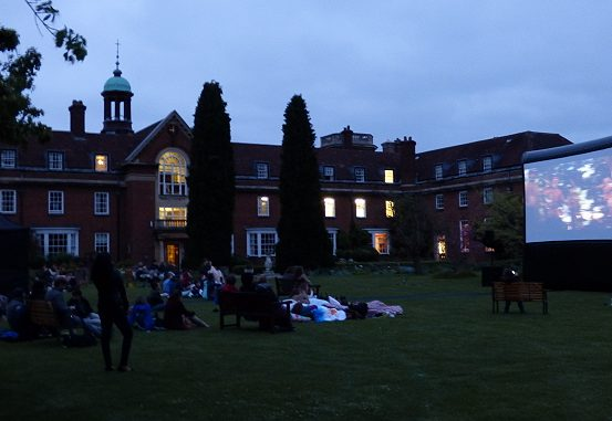 Pop Up Cinema - 13 May 2016