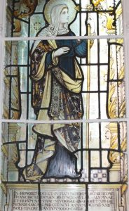 Winifred Francis Inman - Stained Glass Window