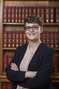 News of Alumna Dr Samantha Giles (DPhil 2015)
