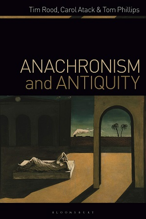 Anachronism and Antiquity book cover