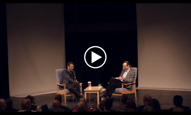 Video link to: Brecht - Tony Kushner & Dr Tom Kuhn in conversation