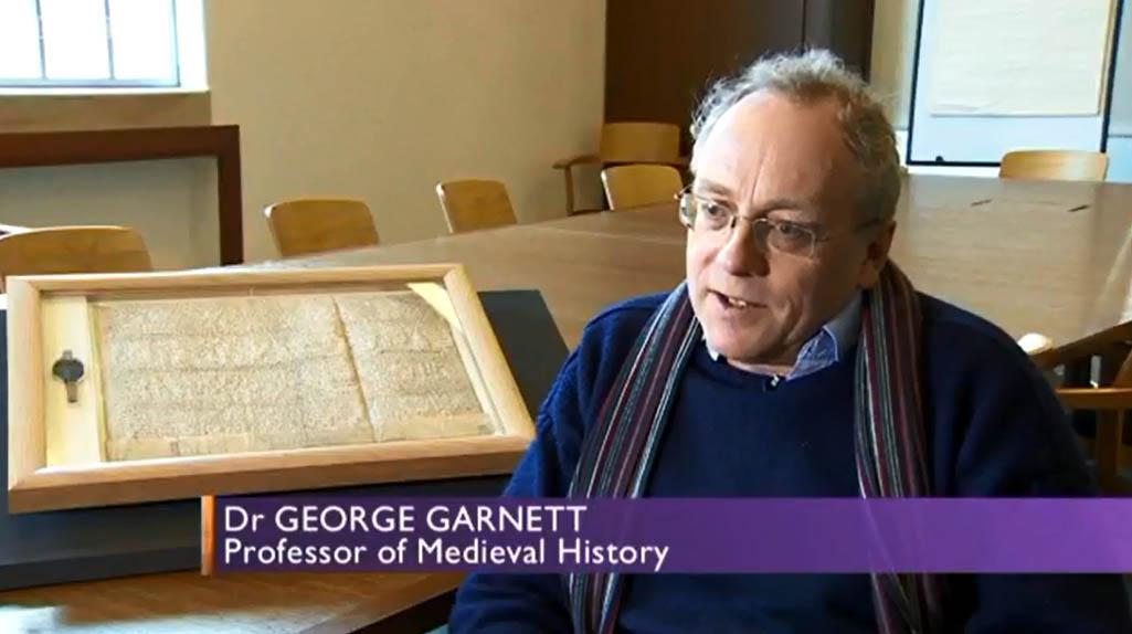 George Garnett on BBC Sunday Politics