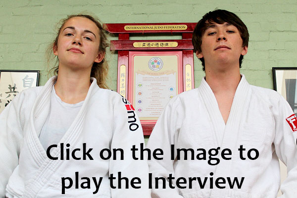 Interview with James Fowler & Rachel Wheatley ahead of the European University Games 2016