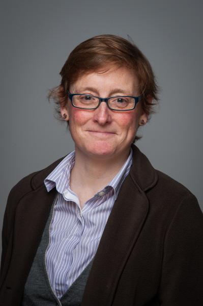Professor Liz Leach FBA - (c) John Cairns