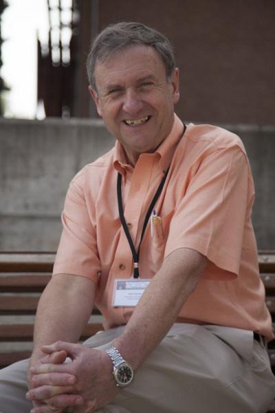 Professor Phil Charles - Leverhulme Fellowship 2016