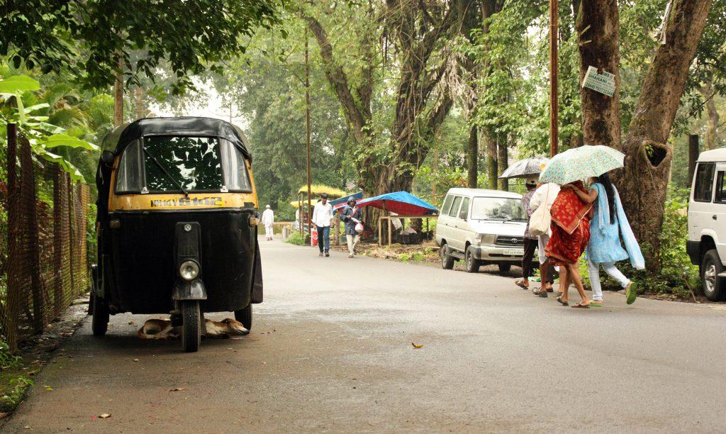 Rainy day (Mumbai, Maharastra)