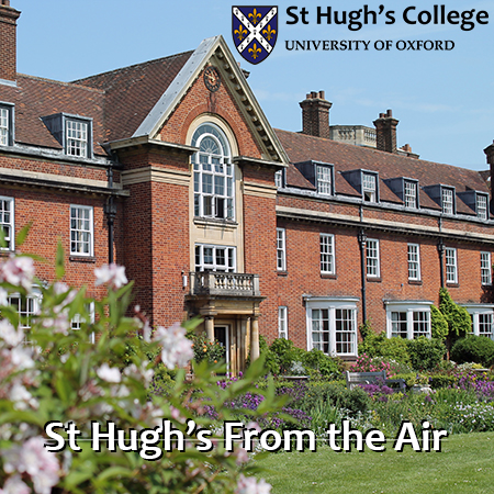St Hugh's From The Air - July 2016