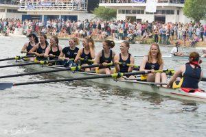 Women's First Crew Summer Eights 2016